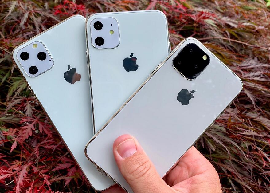 """苹果秋季2019新品发布会将推三款iPhone11机型 采用""""浴霸式""""摄像头"""