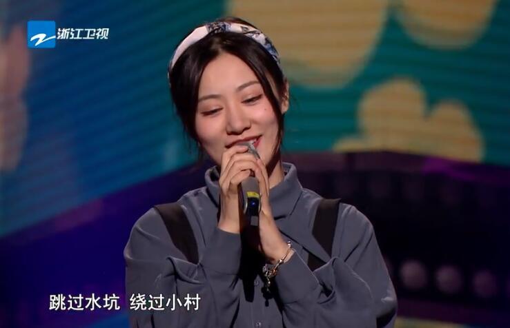 杨一歌演唱《小小》成为主播正面典型