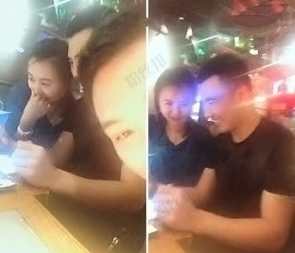 YY女神豪天使姐身份背景,与李先生下线聚会露脸出镜照片