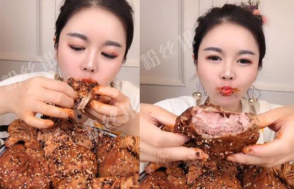快手大胃王红姐个人资料微博照片,老公没有能力曾经欠下外债