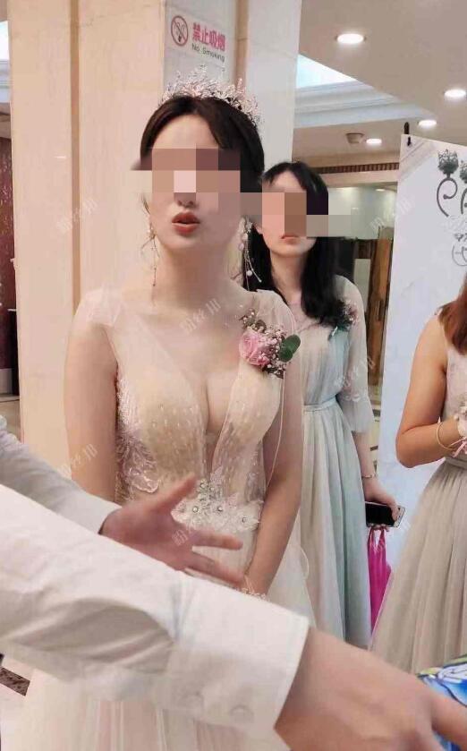 福建新娘茄子姐夫出轨门事件,婚礼现场放出新娘出轨视频,当事人照片被曝光