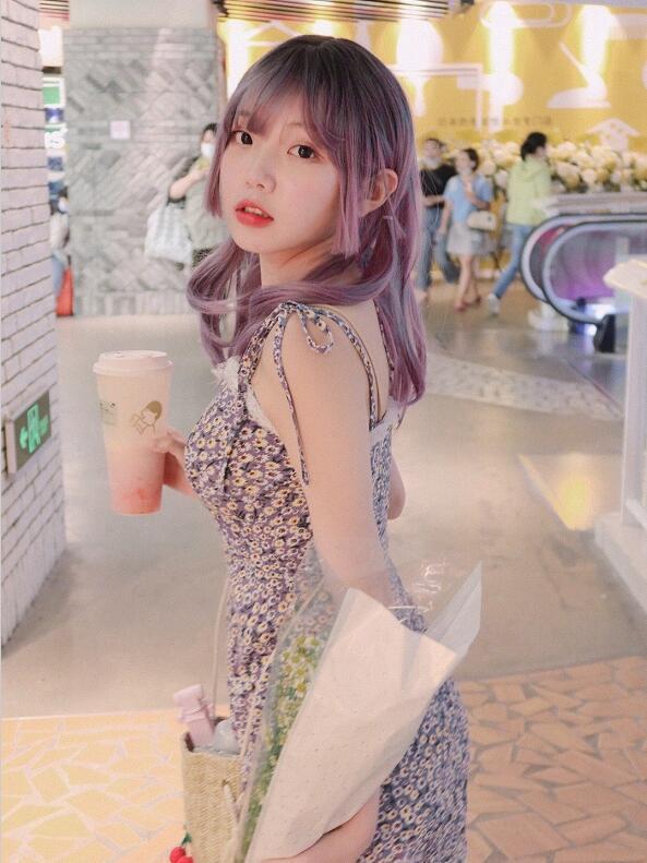 B站舞蹈UP主欣小萌生活照,B站欣小萌微博写真图片合集