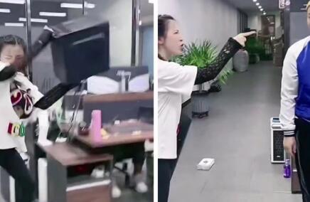 王小佳与丈夫闹离婚,直播间发飙怒砸电脑,嘟嘟姐曾想拜师二子爷被拒