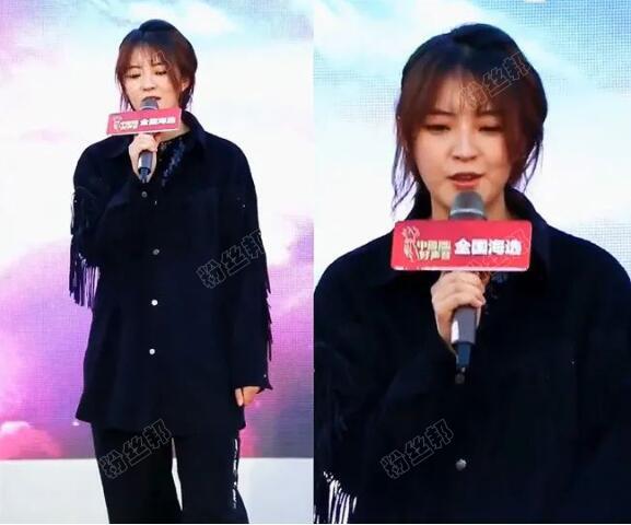 YY主播小小呵出圈儿,参加中国好声音海选视频,粉丝差点没认出来