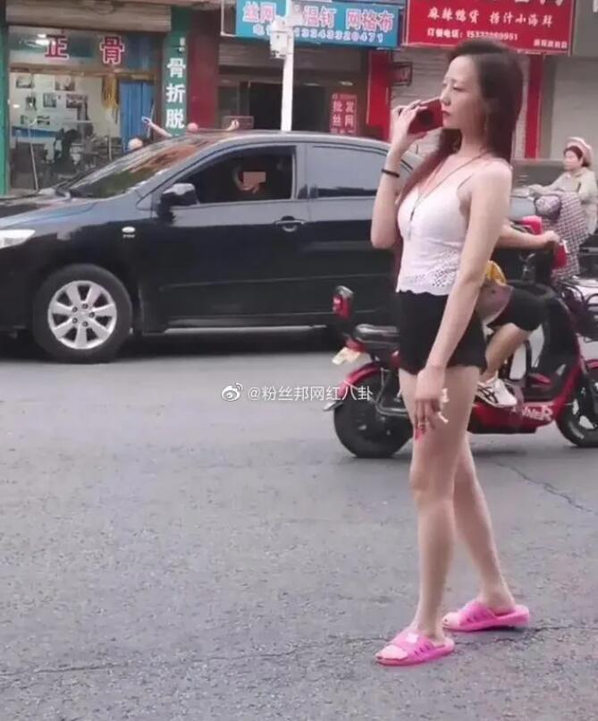 抖音清苑裤衩姐走红,却坚决表示自己不会开直播