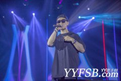 Gary上海YY玩唱会落幕 直播在线人数达120万