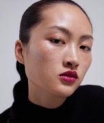 ZARA回应丑化中国模特 李静雯满脸雀斑的照片引发争议