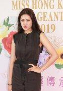 新一届2019香港小姐面试照来了 来报名的佳丽这颜值真有勇气