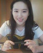 刘亦菲直播视频截图  唯一的一次芭莎公益直播神仙姐姐美到我了