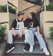 饶舌男歌手jony j 公布恋情 微博晒出和女友亲密合作图片